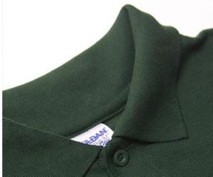 Promotion Customized Logo on Gilden Polo Shirt pictures & photos