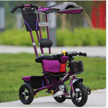 Supply Baby Smart Trike Kid Pedicab / Baby Three-Wheeled Bicycle pictures & photos