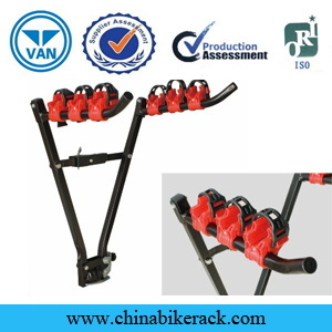 China Bike Rack Trunk Mounted Bike Rack pictures & photos