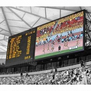 Mrled 2015 Sports LED Display P16 (outdoor LED display) pictures & photos