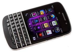 Wholesale Keyboard Original Q10 GPS 3.1 Inch 4G Lte Bussiness Smart Mobile Phone pictures & photos