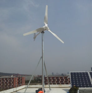 China Wind Turbine Manufactures 1kw Wind Generation pictures & photos