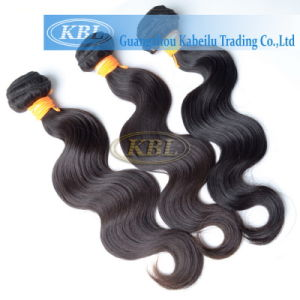 AAA Indian Human Hair Weft pictures & photos
