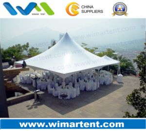 6X6m Romantic Spring Top Tent for Outdoor Wedding pictures & photos