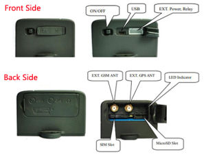 China Free Tracking Platform GSM/GPRS/GPS Car GPS Tracker Tk104 pictures & photos