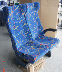 Famous Super Polo Passenger Safety Double Car Boat Coach Intercity Seat F4-3b pictures & photos