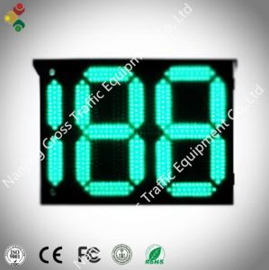 300mm Pedestrian LED Light with Countdown (Square) pictures & photos