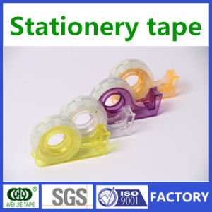 Small Roll Student Tape BOPP Stationery Adhesive Tape pictures & photos