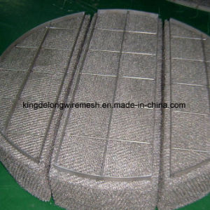 High Quality Stainless Steel 304 Knitted Mesh pictures & photos