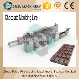 Two Color Filling Chocolate Molding Machine pictures & photos