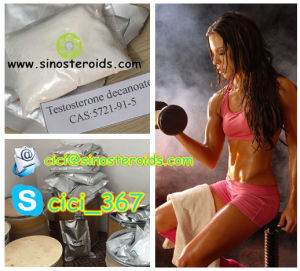 99.6% Min Purity Steroid Powders Testosterone Decanoate for Muscle Growth pictures & photos