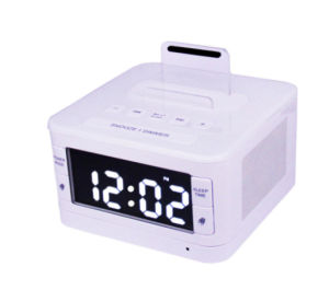 USB Charging Alarm Clock for Hotel pictures & photos
