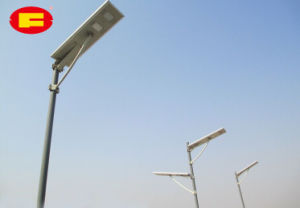Se Series 40W Solar Street Light
