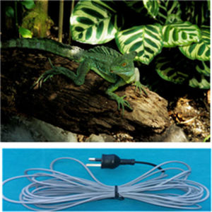 Waterproof and Durable Reptile Heating Cable pictures & photos