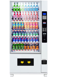 Lift-Equipped Food and Drink Vending Machine (TN900) pictures & photos