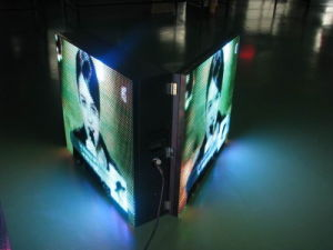 P10 Double Sized LED Display TV Screen pictures & photos
