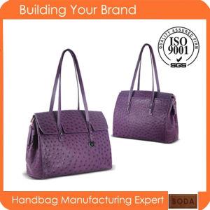 2015 New Item Brand Designer Fashion Ostrich Handbags pictures & photos