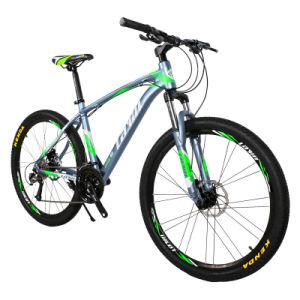 Chinese 26′′ Aluminum Alloy Suspension Bicicletas Mountain Bike with Disc Brake pictures & photos