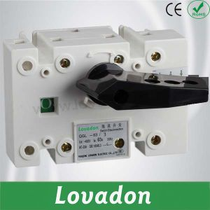 Factory Direct Sales Hgl Series 63A 400V Load Isolation Switch pictures & photos