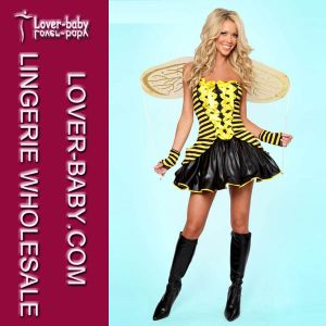Ladybug & Bees Cosplay Sexy Girl Costume (L15279) pictures & photos