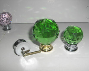 40mm and 30mm Green Knobs for Environmental Furniture pictures & photos