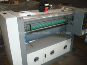 Paper Shopping Bag Embossing Machine pictures & photos