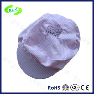 ESD Polyester Cleanroom Work Caps & Hats (EGS-002) pictures & photos