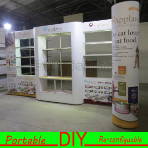 Aluminum Frame Reusable Exhibition Booth Stand pictures & photos