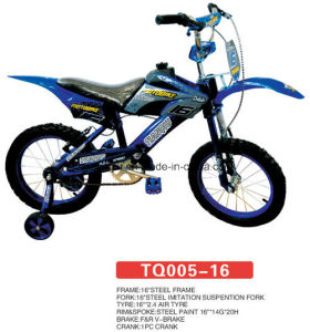 Fashionable Motor Style Children Bicycle 12inch pictures & photos