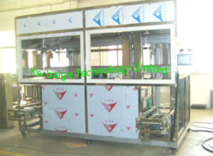 Automatic PLC Ultrasonic Cleaning Machine Ultrasound Cleaner pictures & photos