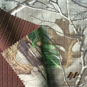 100% Poly Bonded Check Fleece -TPU (#UKT25845-P)