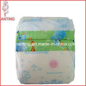 High Quality High Absorption Soft and Dry Disposable Baby Diaper pictures & photos