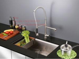 Handmade Single Bowl Kitchen Sink pictures & photos