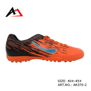 Soccer Oiutdoor Shoes Sports Football Boots for Men (AK307-2) pictures & photos