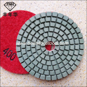 Wd-1-80 Held Stone Polishing Pad Aggressive Shine Gloss (3 inch) pictures & photos