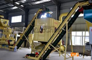 Yfk560 Biomass Wood Pellets Production Line on Sale pictures & photos