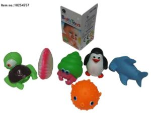 Soft PVC Toys of Water Spray Bath Toy for Kids pictures & photos