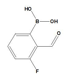 (3-Fluoro-2-formylphenyl) Boronic Acid CAS No. 871126-15-7 pictures & photos