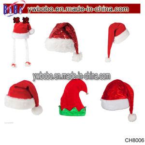 Christmas Santa Fancy Dress Costumes Christmas Party Hat (CH8006) pictures & photos