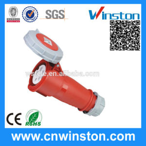 Wst562 High-End Type Industrial Plug 32A IP67 5pin 50Hz 60Hz Industrial Connector with CE, RoHS Approval pictures & photos