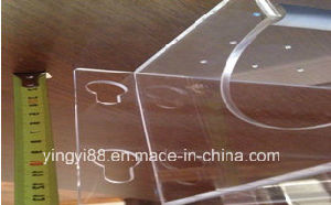 Custom Large Acrylic Window Bird Feeder, Clear Window Mount See Through Feeder pictures & photos