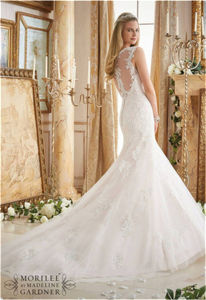 2016 New Hot-Selling Bride Mermaid Wedding Dress, Customized pictures & photos