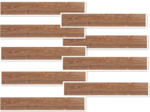 150*600mm Rustic Wooden Floor Tile (RLQ8P037M)