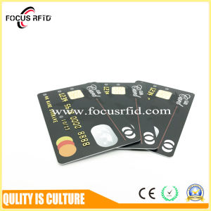 Plastic Sle5542 FM4442 Contact IC Card with Logo Printed pictures & photos