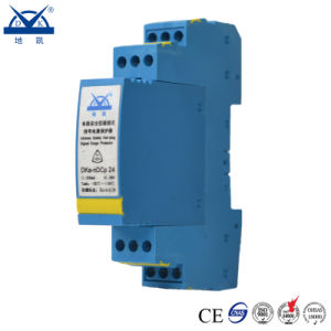 Intrinsic Safety Type Explosion-Proof DC 24V 48V Signal SPD pictures & photos