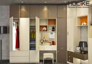 Guangzhou Holike Modern Particle Board or MDF Board Bedroom Furniture