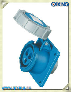 Cee/IEC 3p 16A 230V Flush Mounted Socket pictures & photos