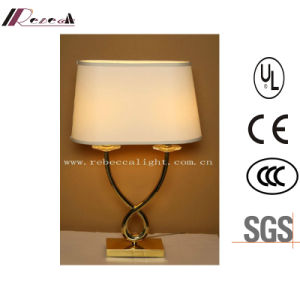 Hotel Vintage Iron Bedside Table Lamp & Decorative LED Lighting pictures & photos