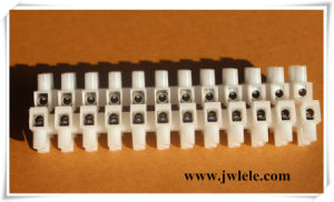 15A H Type Plastic Strip Terminal Block pictures & photos