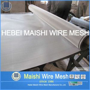 AISI316 Stainless Steel Sieve Wire Mesh pictures & photos